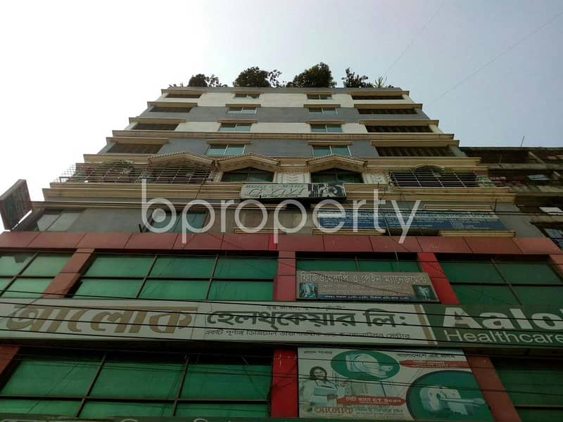 Commercial Space Is Available For Rent Which Is Located On Begum Rokeya Avenue Nearby Premier Bank Limited