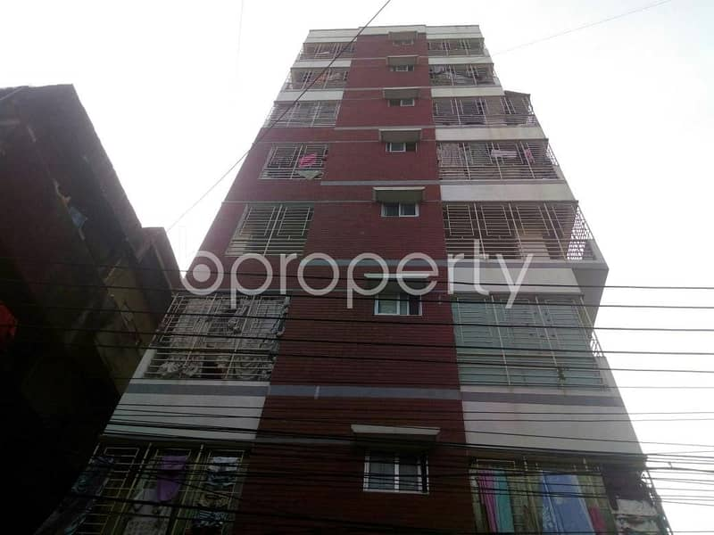 An apartment is ready to sale at Chatogram nearby Uttara Bank Limited.