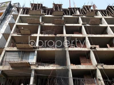 3 Bedroom Apartment for Sale in 33 No. Firingee Bazaar Ward, Chattogram - An apartment is ready to sale at Chatogram nearby Khanekayeh Naqshabandia Muzzadadiah