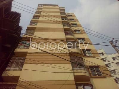 3 Bedroom Apartment for Sale in Khilgaon, Dhaka - An apartment is ready for sale at Khilgaon neighboring Abdullah Jame Masjid