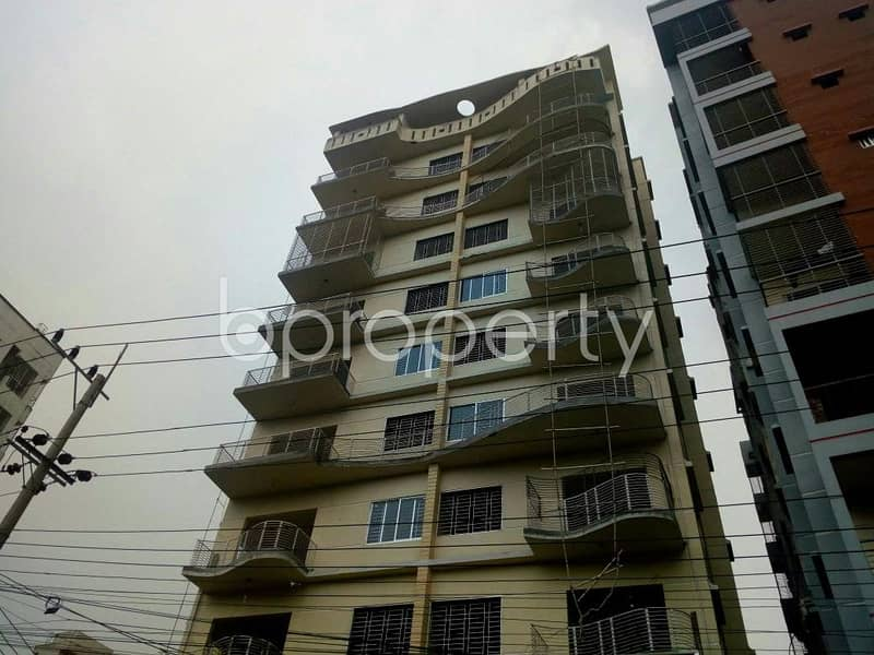 Well developed and nicely planned apartment is up for sale in Chatogram, near Dutch-Bangla Bank Limited ATM