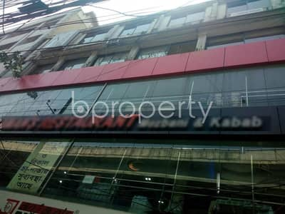 Masterful and very ample office space is vacant for sale in Chatogram near to Shishu Park