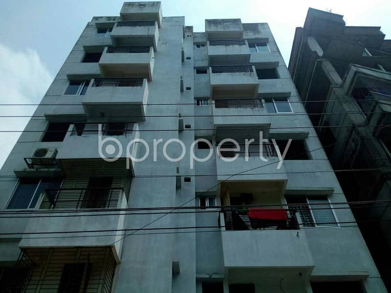Make this flat your next residing location, which is up for Sale in Dakshin Khan Near Ashkona Jame Masjid