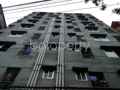 3 Bedroom Apartment for Sale in Dakshin Khan, Dhaka - Obtain Your New Residence At This Apartment Up For Sale At Muktijodha Sharani Road Nearby Nur Masjid.