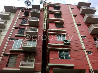 Find Your Desired Apartment At This Ready Flat For Sale At Moinartak Road Nearby Dakkhin Khan Darul Ulom Madrasa.