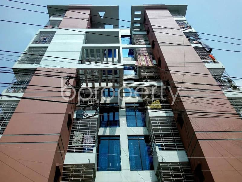 Residential Flat In Moushair For Sale, Near Southeast Bank Limited