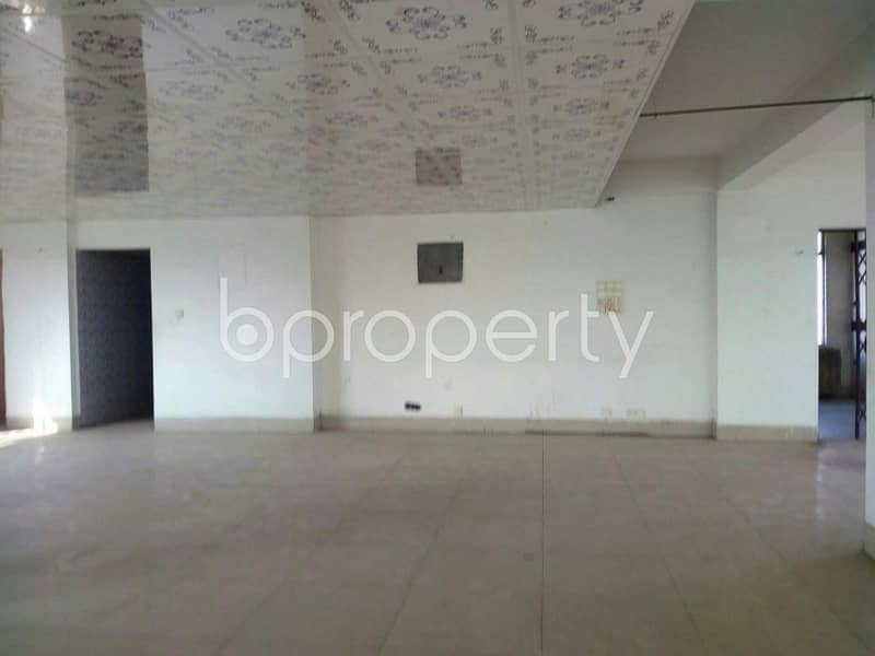 Commercial Office For Sale Is Available In Shyampur, Near Baitus Salam Masjid