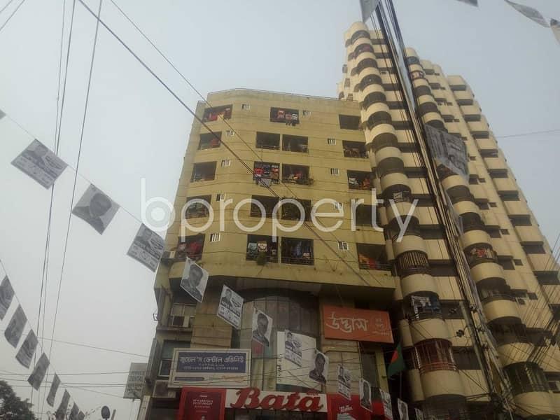 An Apartment Is Ready For Sale At Shiddheswari, Near Habibullah Bahar University College