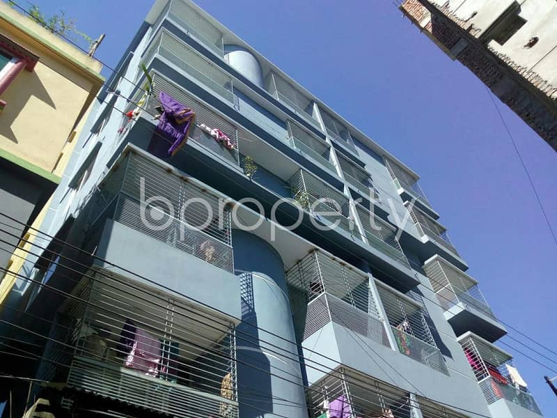 Take a look at this 1300 SQ FT ready flat for sale in Bagichagaon near to Eastern Yakub Plaza