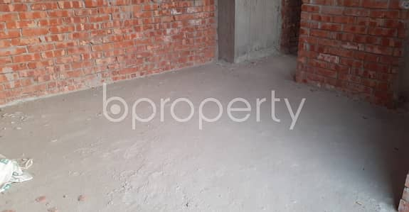 3 Bedroom Apartment for Sale in Dakshin Khan, Dhaka - At Ashkona, 1350 Sq. Ft Flat For Sale Close To Airport Police Station