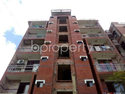 A vacant 950 SQ FT residential apartment at Gazipur Sadar Upazila situated close to Prime Model School is up for sale.