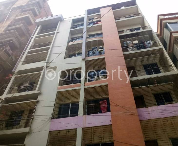 1450 SQ FT private residence is going to be sold in Baridhara.