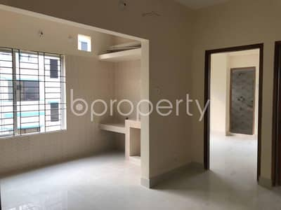 2 Bedroom Apartment for Sale in Motijheel, Dhaka - At Gopibag A Well Planned and Cozy 750 SQ FT Apartment Up For Sale Near Sparkle International School