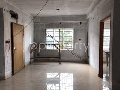 Visit This Flat For Sale In Tejkunipara Nearby Tejkunipara Jaam E Masjid