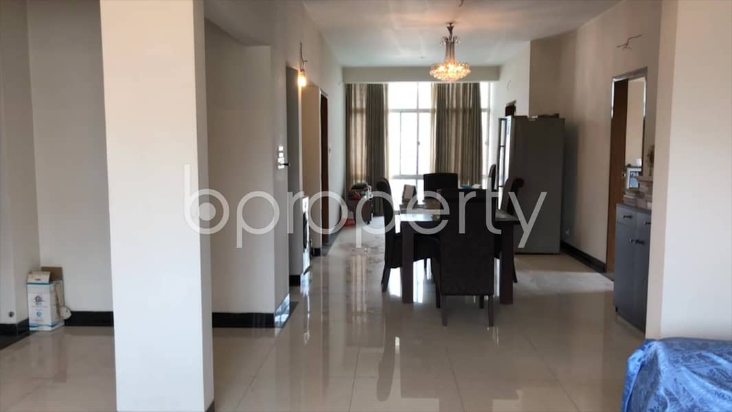 An Amazing Apartment Is Up For Sale In Bashundhara R-A, Near Independent University, Bangladesh