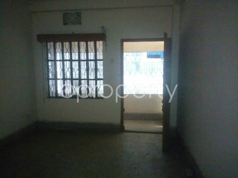 Office Is Ready For Rent At Cda Avenue, Near Al-arafah Islami Bank Limited.