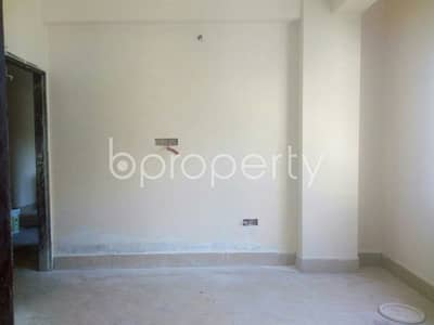 A Nice Residential Flat For Sale Can Be Found In Race Course Nearby Grameen Bank