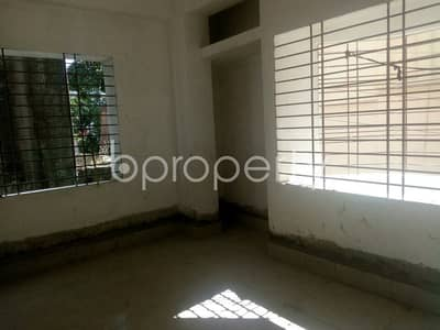 At Race Course Nice Flat Up For Sale Near Grameen Bank