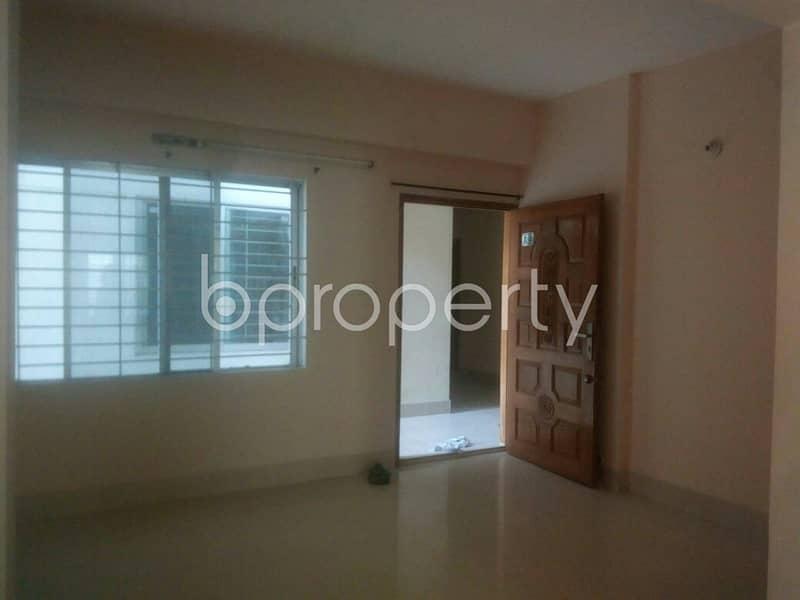 An Apartment Is Ready For Rent At Bagmoniram , Near Chattogram Grammar School.