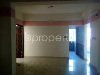 An Apartment Is Ready For Rent At Muzaffarnagar Residential Area , Near Probashi Kallyan Bank