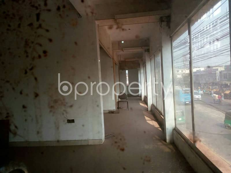 See This Vacant Commercial Space Up For Rent In Polytechnic Near Chattogram Polytechnic Institute