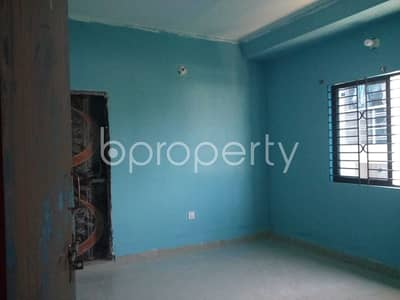 2 Bedroom Flat for Rent in Halishahar, Chattogram - Visit This Flat For Rent In Halishahar Nearby Halishahar General Hospital