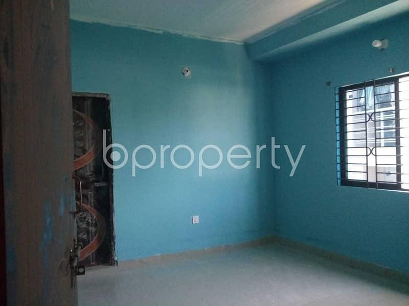 Visit This Flat For Rent In Halishahar Nearby Halishahar General Hospital