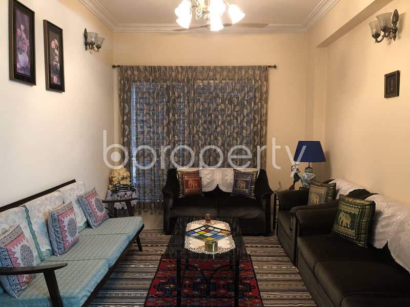 A 1787 SQ FT Homely Apartment For Sale In Uttara Nearby Uttara Ideal College