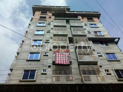 Floor for Rent in Banasree, Dhaka - A commercial open floor is available for rent which is located on Banasree nearby Uttara Bank Limited