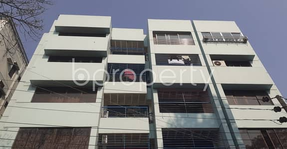 Check This Apartment Up For Rent At Dhanmondi Near Dhanmondi Eidgah Masjid.