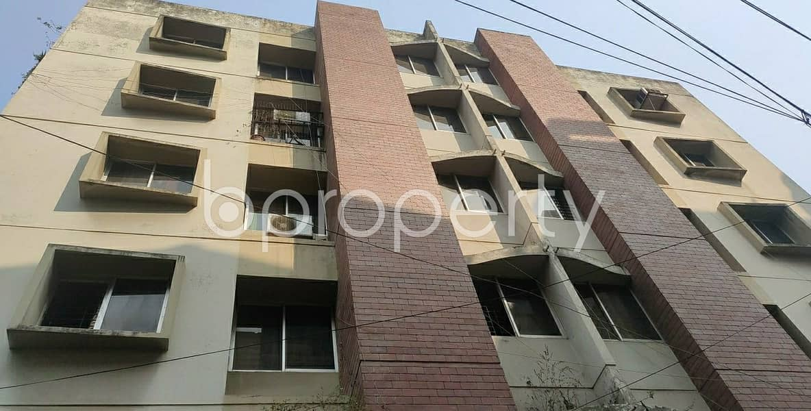 Check This Apartment Up For Rent At Dhanmondi Near Jafrabad Government Primary School
