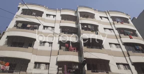 At Dhanmondi, flat for Rent close to Ideal College