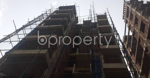 Visit This Apartment For Sale In Bashundhara R-a Near Markazul Fiqril Islami Bangladesh.