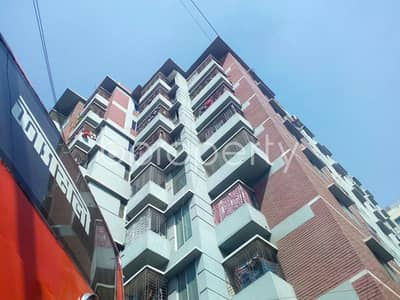 3 Bedroom Flat for Rent in Khulshi, Chattogram - A Nice And Comfortable 1500 Sq Ft Flat Is Up For Rent In Zakir Hossain Road Nearby Bproperty. com