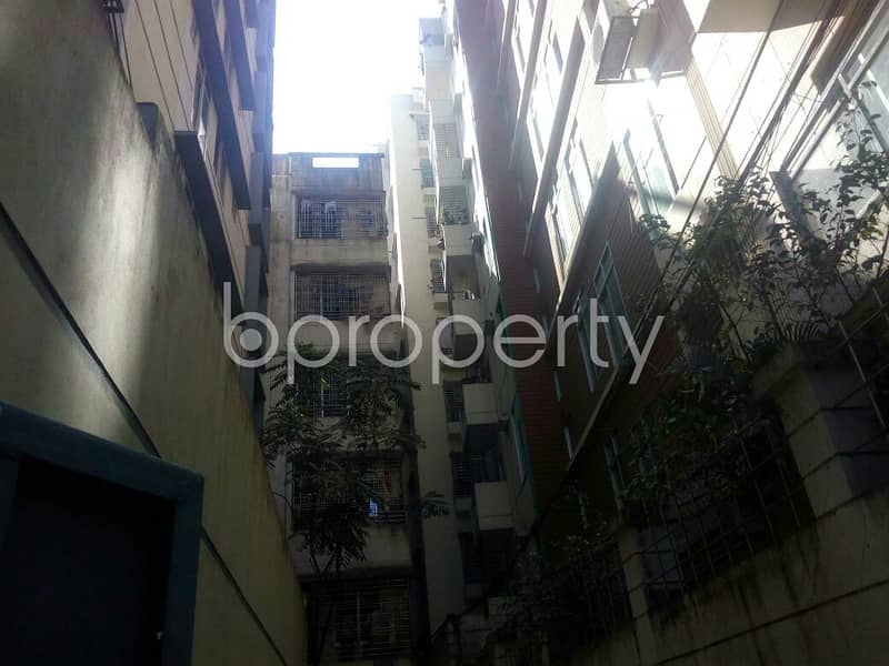 An Apartment Is For Rent In Uttar Lalkhan Near Khulshi Jame Masjid
