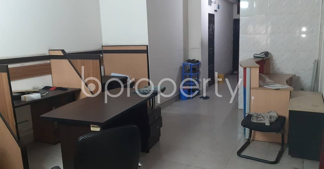 A Commercial Space Is Available For Rent In New Market Nearby Trust Bank Limited