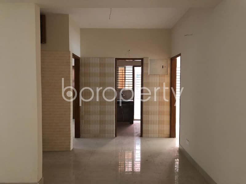 Check This Nice Flat For Sale At Dhanmondi Nearby Junior Laboratory High School