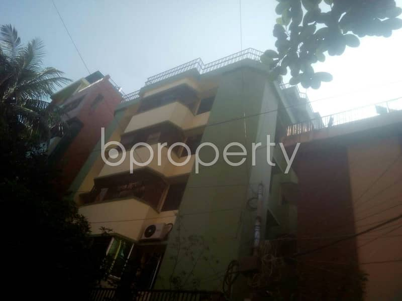 This Commodious Flat Is Up For Rent In Panchlaish Near Shungandha R-A