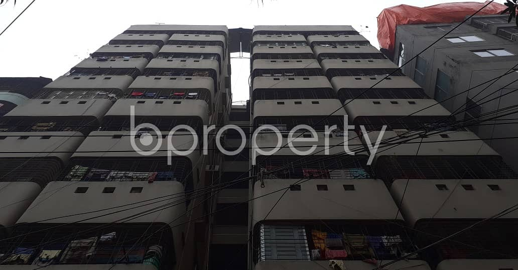 Check This Apartment Up For Rent At Hatirpool Near YWCA Higher Secondary Girls' School