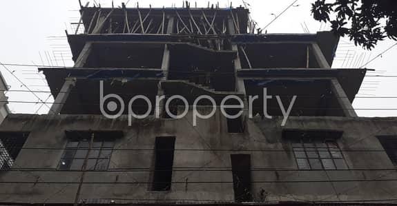 An Apartment Is Up For Rent In Mohammadpur , Near Bashbari Baitunnur Jamy Musque