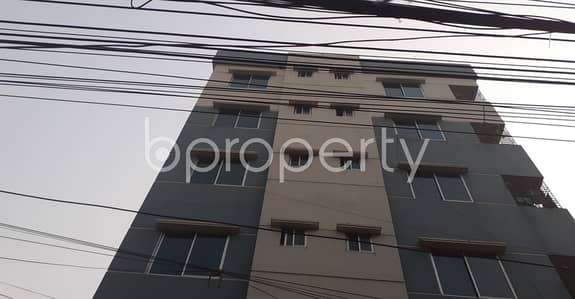 A Fine Flat Is Now For Rent Which Is In Mohammadpur Near Pc Culture Housing Jame Mosjid