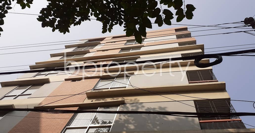 A Ready Flat Is Available For Rent At Bashundhara Nearby North South University