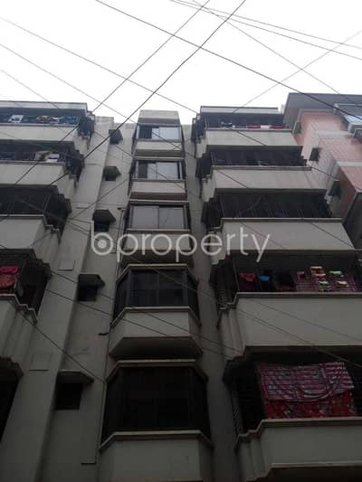 An Apartment Is Up For Rent In Uttara , Near Uttara West Police Station