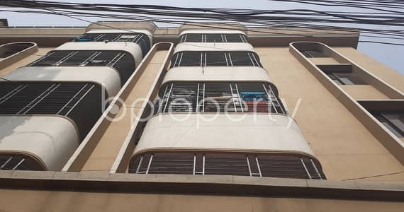 An Apartment Is Up For Rent In Mirpur, Near Hakkani Mission School