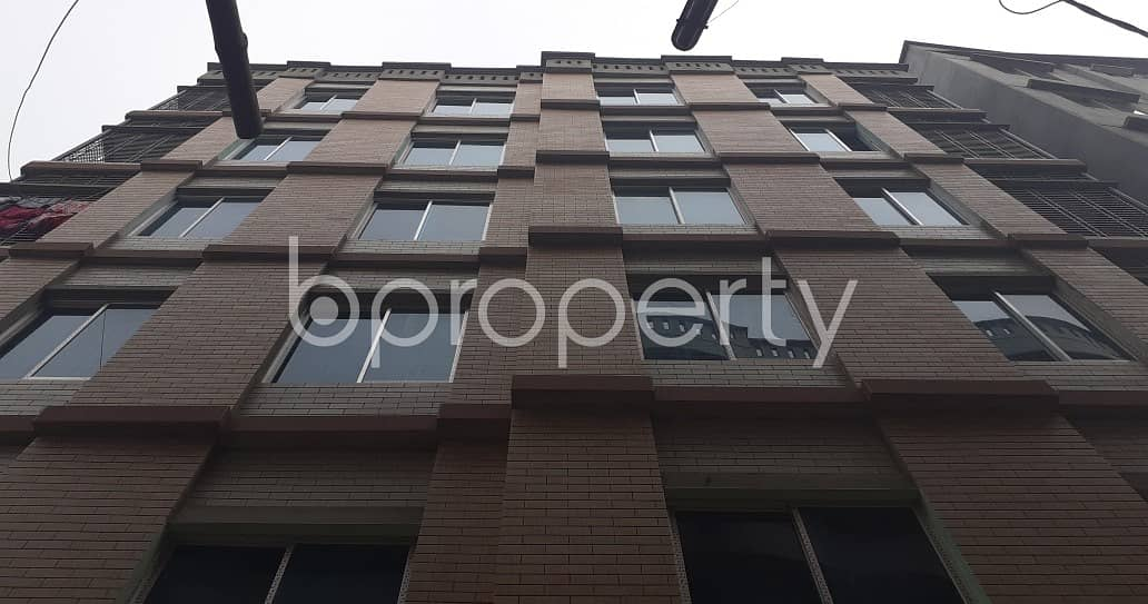 Check This Apartment Up For Rent At Mirpur Near Hakkani Mission School
