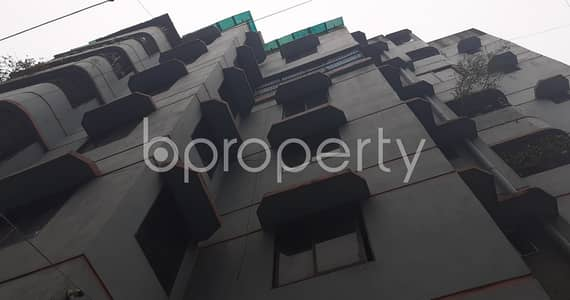 An Apartment Is Up For Rent In Ahmed Nagar, Near Riaz Uddin High School