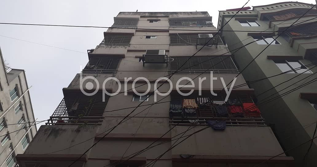 An Apartment For Rent Is All Set For You To Settle In Mirpur Close To Hakkani Mission School