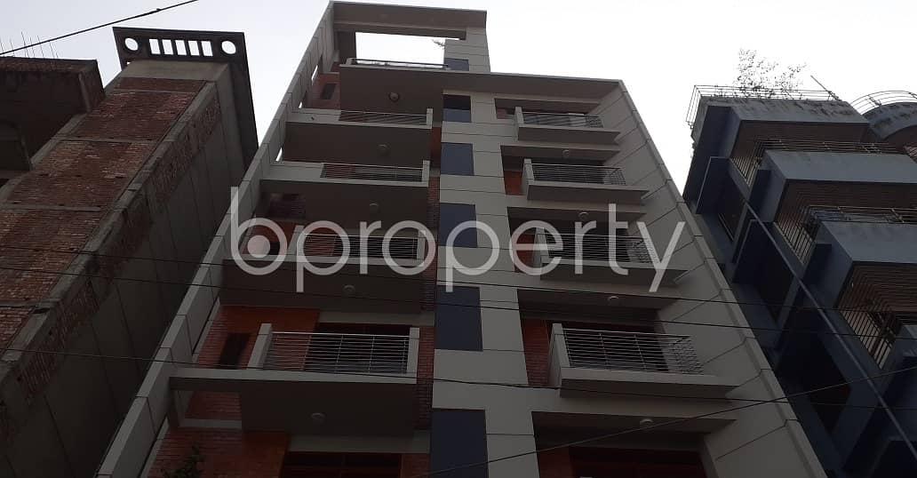 Flat For Rent In Uttara Near Rajuk Uttara Ideal High School.