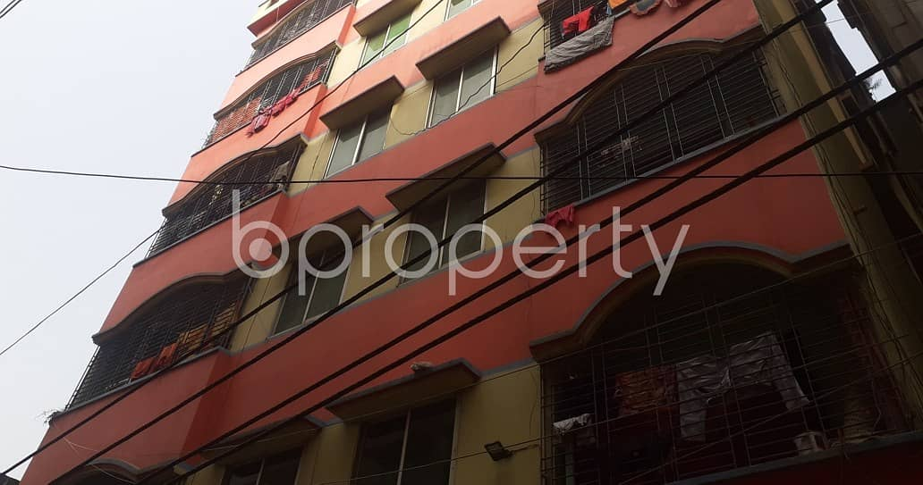 A Nice Residential Flat For Rent Can Be Found In Katashur Nearby Govt. College Of Physical Education