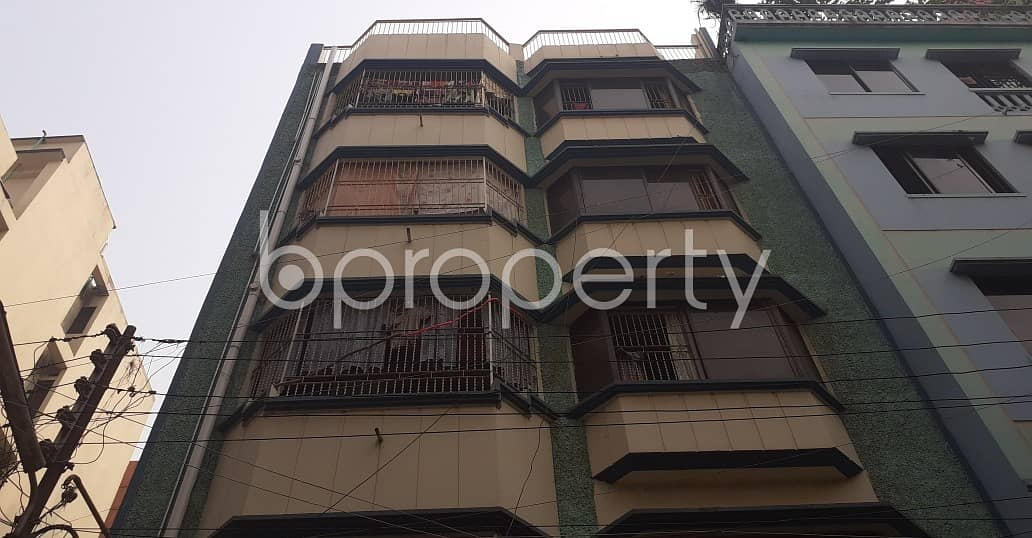 Take This Residential Flat Is For Rent At Mohammadpur Area Nearby Biddaniketon Model School